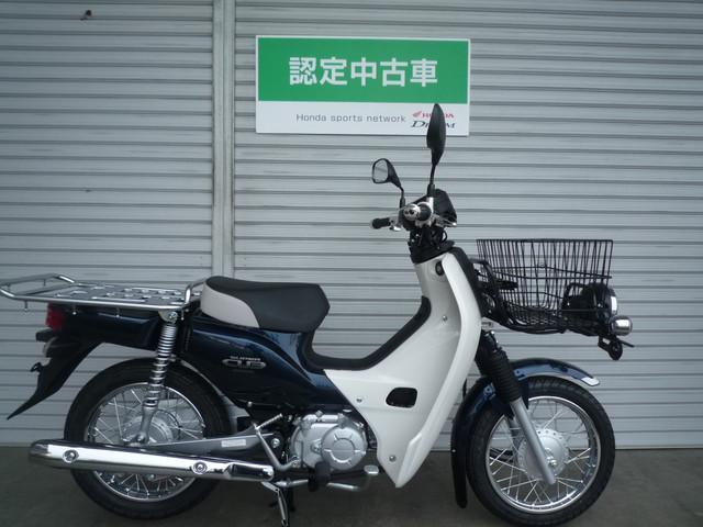 ホンダ スーパーカブ110プロの画像(三重県