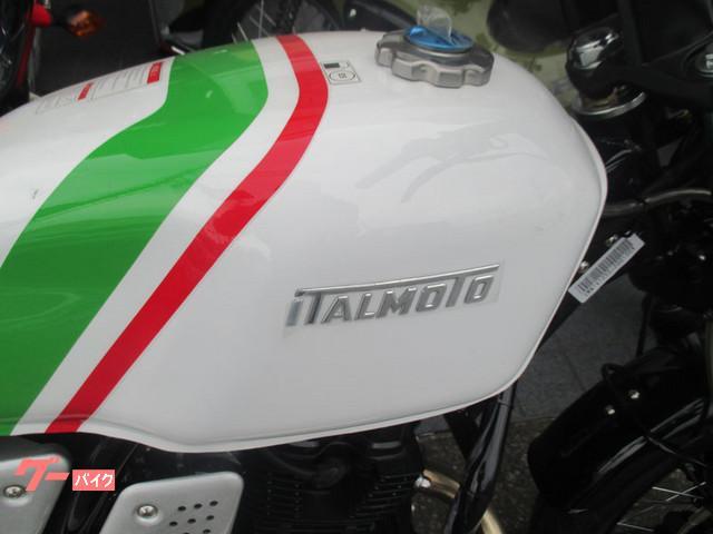 ITALMOTO Tiquattro125 SCRAMBLERの画像(静岡県