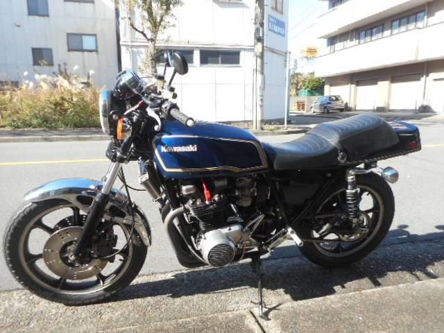 カワサキ KZ1000MK-IIの画像(愛知県