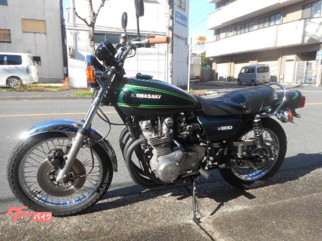 カワサキ KZ900の画像(愛知県