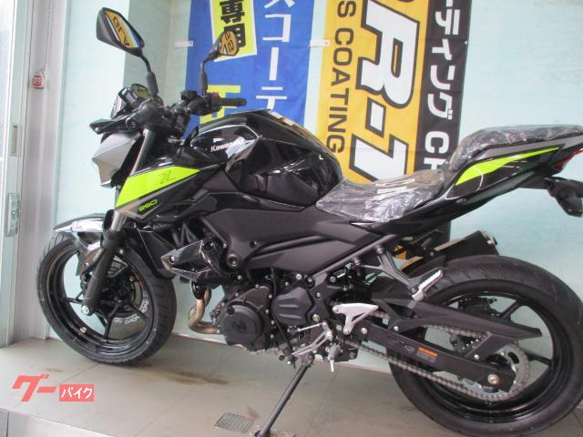 カワサキ Z250 2022年モデルの画像(福井県