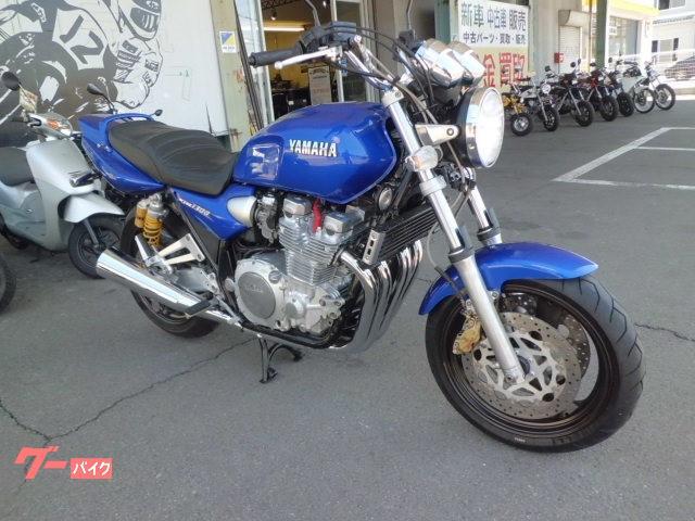 ヤマハ XJR1300の画像(長野県