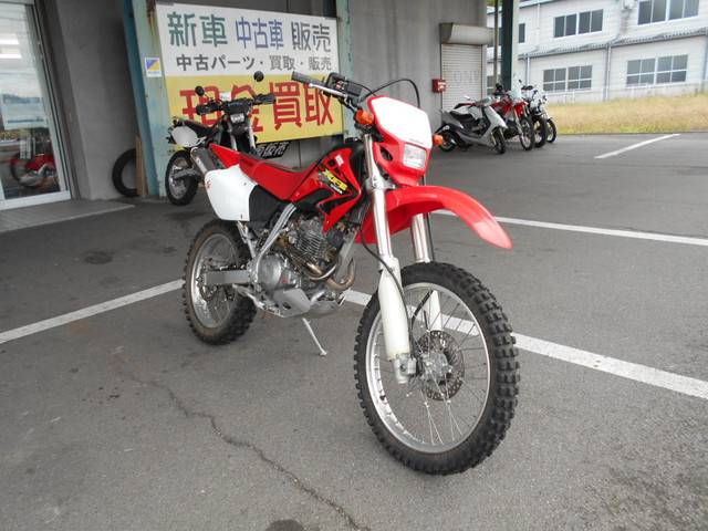 ホンダ XR250の画像(長野県