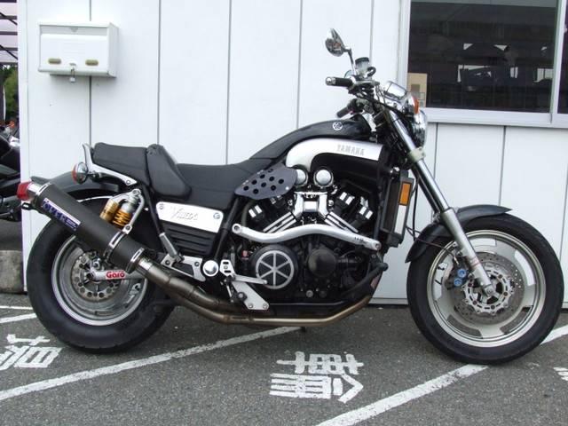 ヤマハ V-MAX1200の画像(長野県