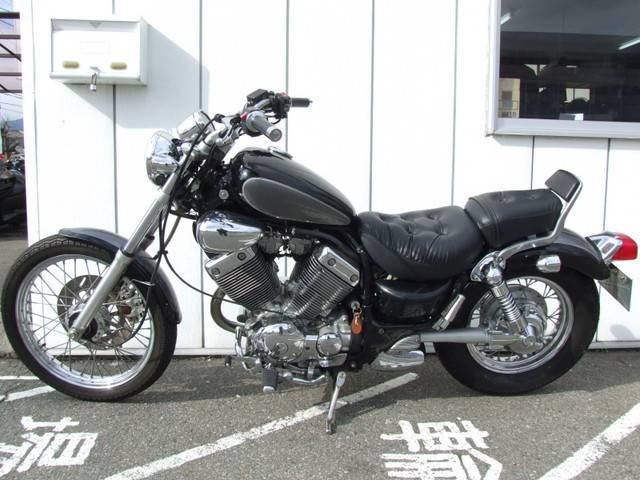 ヤマハ XV400ビラーゴの画像(長野県