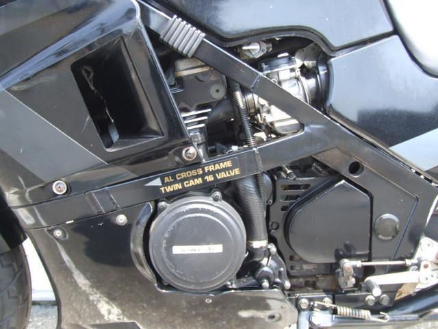カワサキ GPZ400Rの画像(長野県
