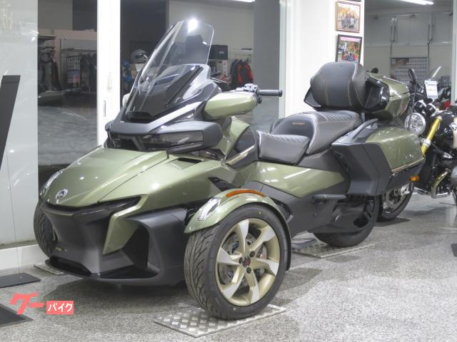 can−am SPYDER RT Sea to Sky