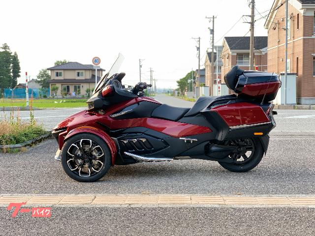 can−am SPYDER RT LIMITED
