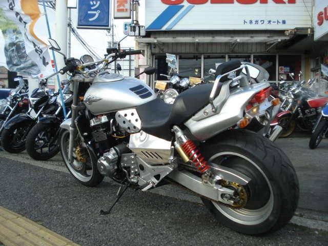 ホンダ X4の画像(長野県