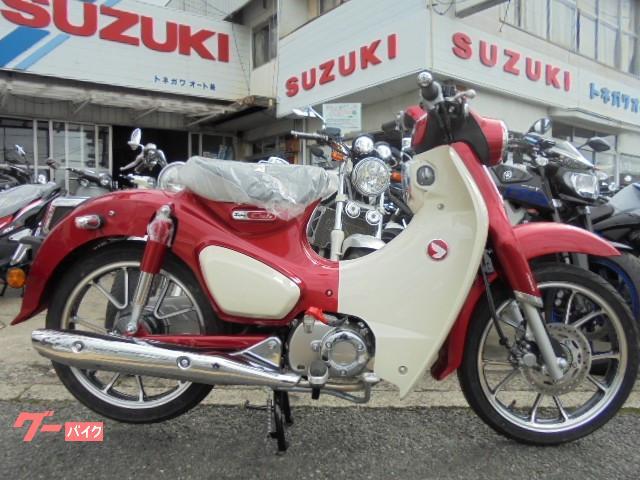 スーパーカブC125 ABS EUR