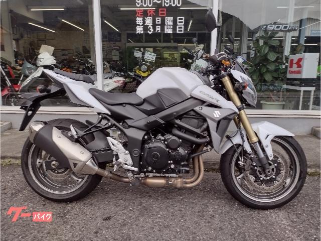 GSR750 ABS ETC付