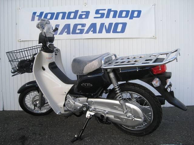 ホンダ スーパーカブ50プロの画像(長野県