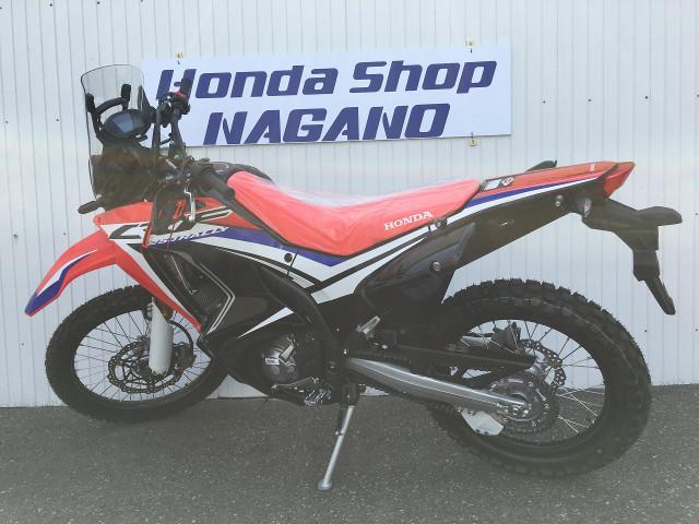ホンダ CRF250 ラリー Type LDの画像(長野県