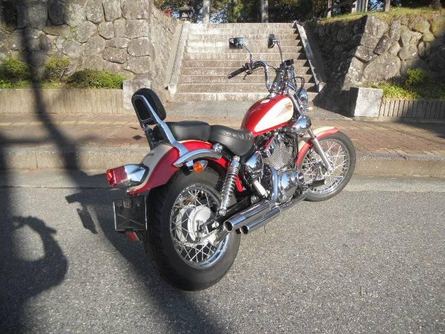 ヤマハ XV250ビラーゴの画像(長野県