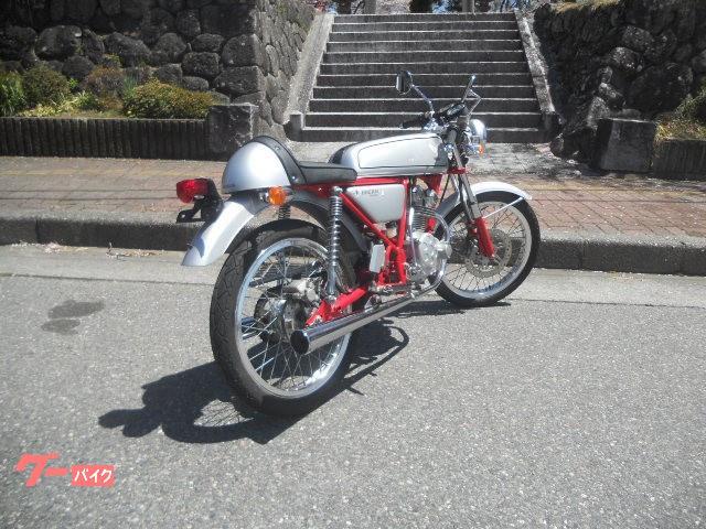 ホンダ ドリーム50の画像(長野県