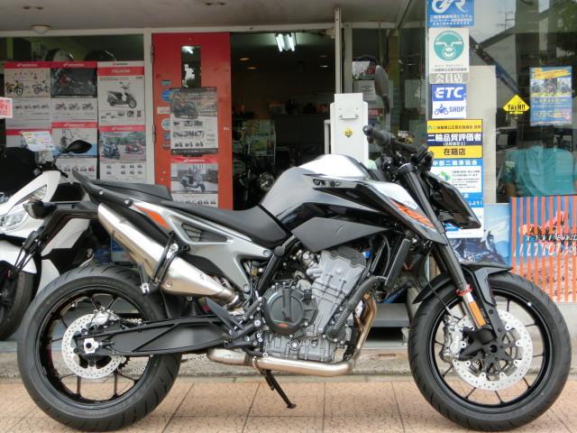 KTM 790デューク  2018年モデルの画像(福井県