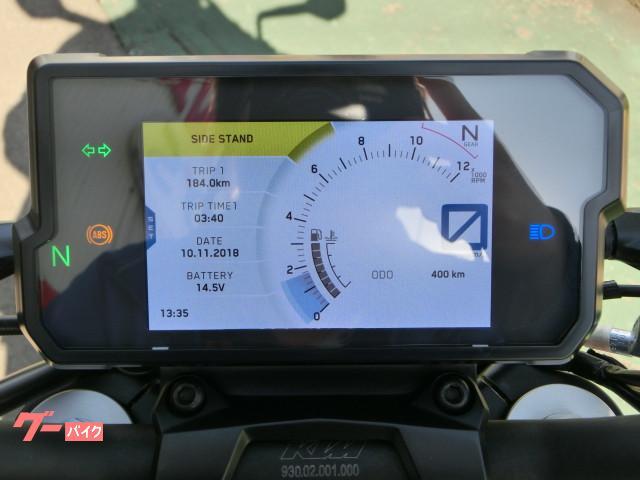 KTM 125デューク  最新2018年モデル KTM正規輸入車両の画像(福井県