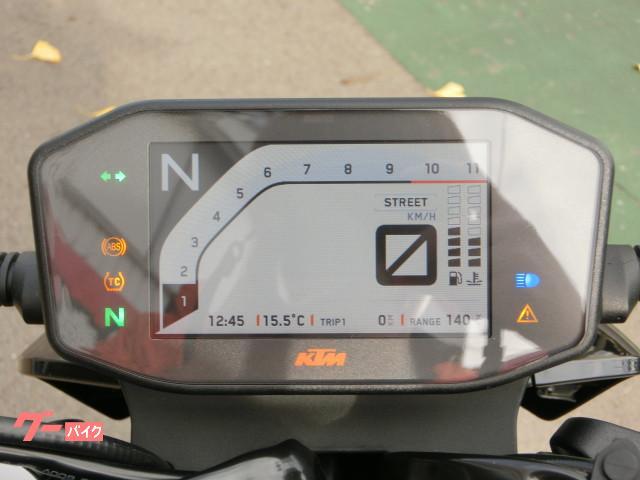 KTM 790デューク  2018年モデル KTM正規輸入車両の画像(福井県
