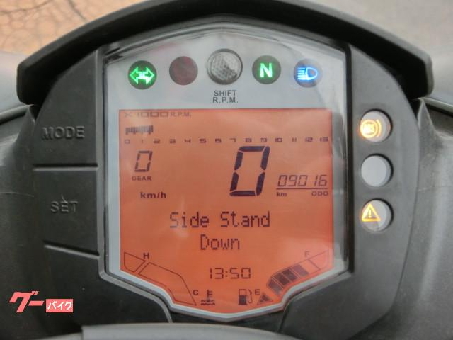 KTM RC390  KTM正規輸入車両の画像(福井県