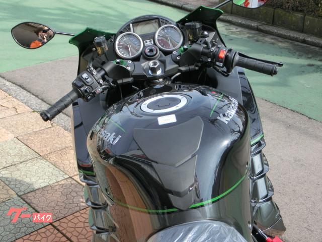 カワサキ Ninja ZX-14R HIGH GRADE  最新'19モデル ブライト正規の画像(福井県