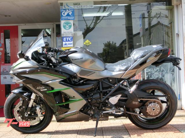 カワサキ Ninja H2 SX SE+  '19Newモデル 国内正規車両の画像(福井県
