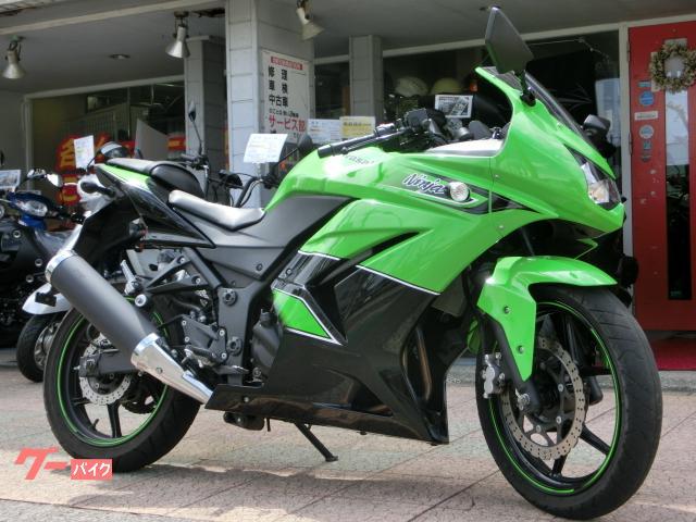 Ninja 250R Special Edition