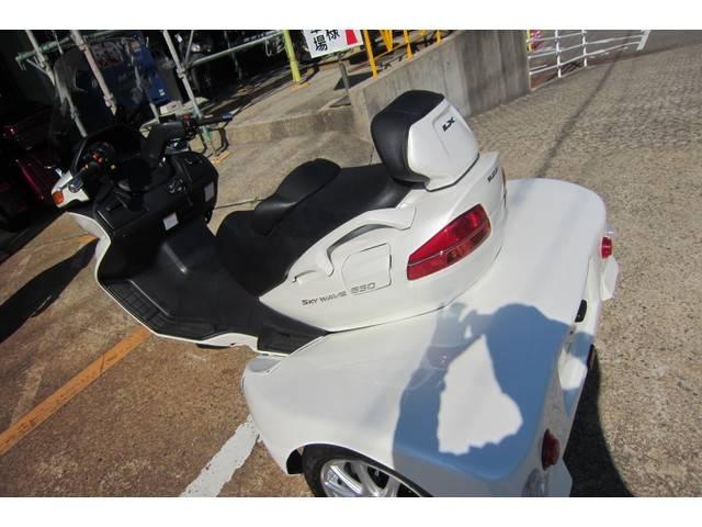 スズキ スカイウェイブ650LX トライクの画像(石川県