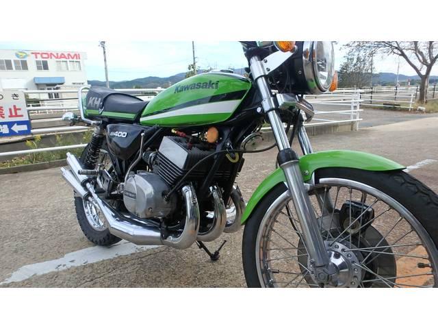 カワサキ KH400の画像(石川県