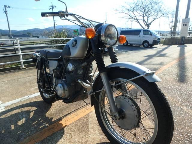 ホンダ CL300 CB77の画像(石川県