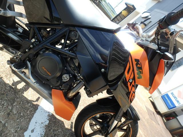 KTM 690デュークの画像(石川県