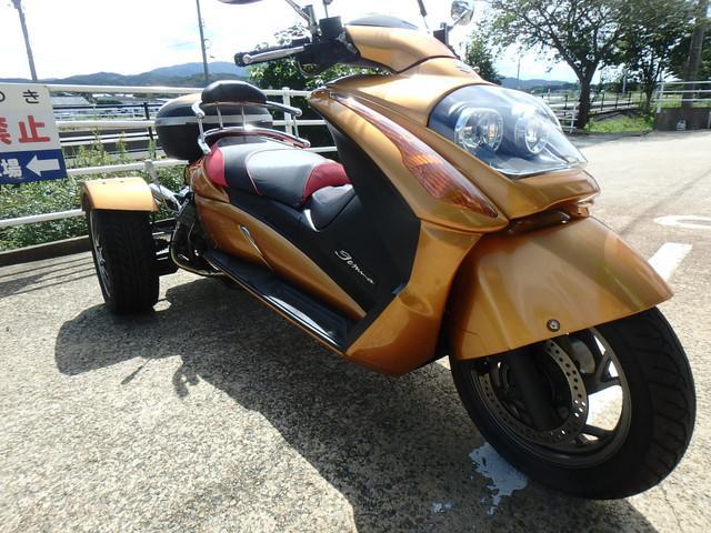 トライク ジェンマ250 トライテック(126~250cc)の画像(石川県