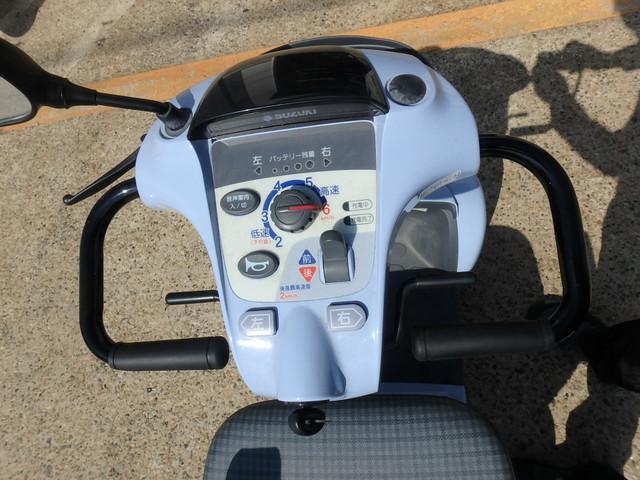 スズキ セニアカー ET4の画像(石川県