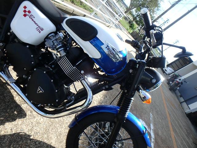 TRIUMPH ボンネビル T215 SPの画像(石川県