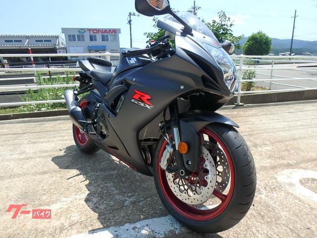 スズキ GSX-R600の画像(石川県