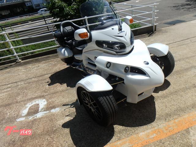 トライク GL1800リバーストライク(751cc~)の画像(石川県