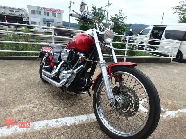 HARLEY-DAVIDSON FXDWG ワイドグライドの画像(石川県