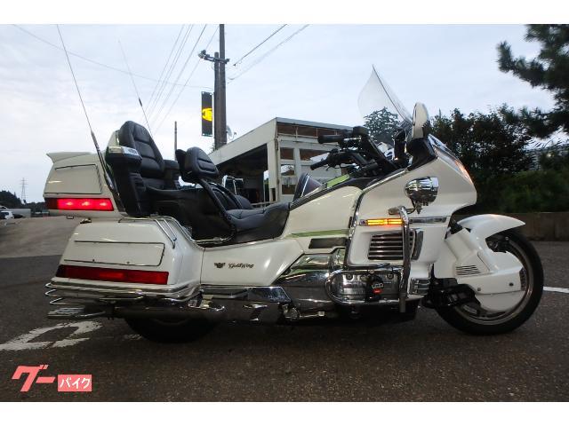 ゴールドウイング GL1500SE 新潟技研サイドカー