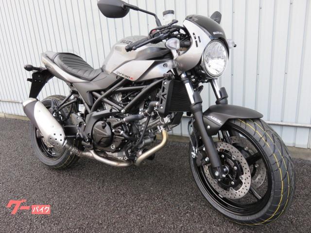 スズキ SV650X ABSの画像(静岡県