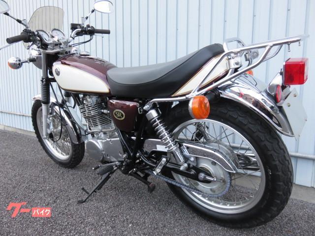 ヤマハ SR400 キャブ最終モデルの画像(静岡県