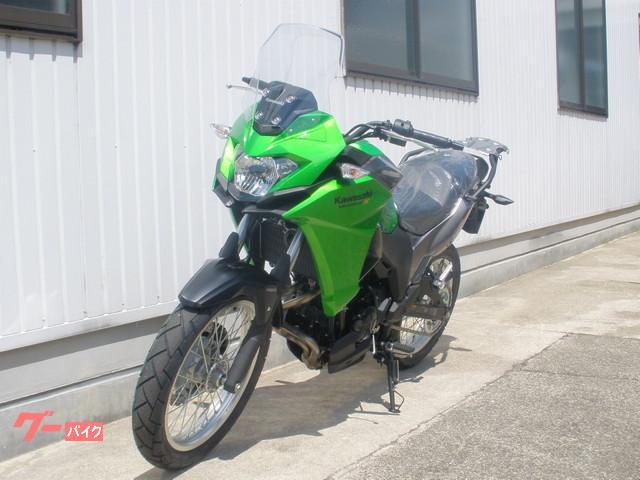 カワサキ VERSYSーX 250 ABSの画像(石川県
