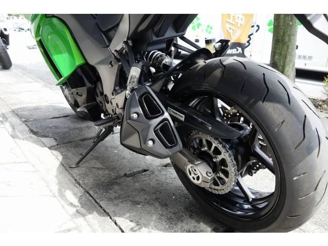 カワサキ Ninja 1000 HID付 ブライト正規輸入車の画像(静岡県