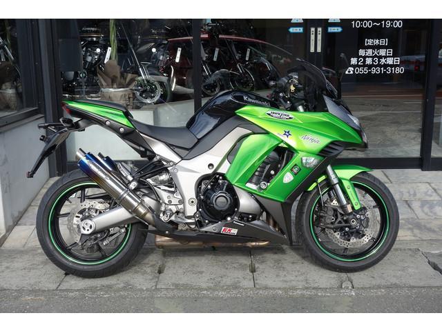 カワサキ Ninja 1000 ABSの画像(静岡県