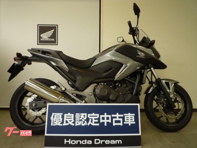 ホンダ NC750X ABS 1オーナー車 ドリーム優良認定中古車の画像(愛知県