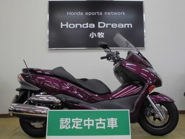 ホンダ フォルツァ・Z オーディオパッケージ 別体型ETC ドリーム認定中古車の画像(愛知県