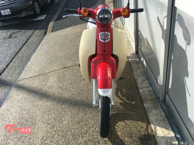 ホンダ スーパーカブ110 60周年アニバーサリー 限定車の画像(愛知県