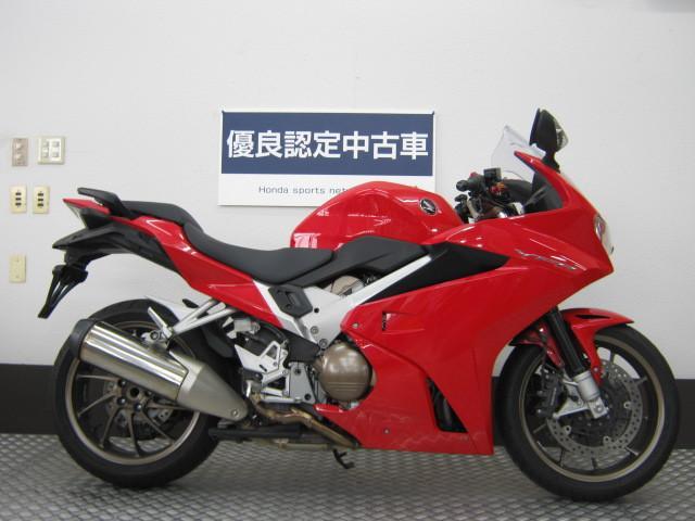 ホンダ VFR800Fの画像(静岡県