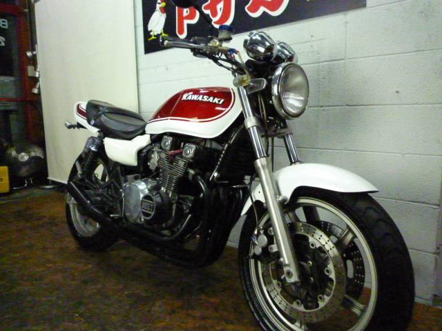 カワサキ ZEPHYR400の画像(愛知県