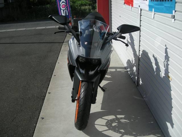 KTM RC125 ABS 未使用車の画像(岐阜県