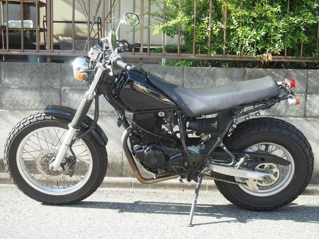 ヤマハ TW200Eの画像(愛知県