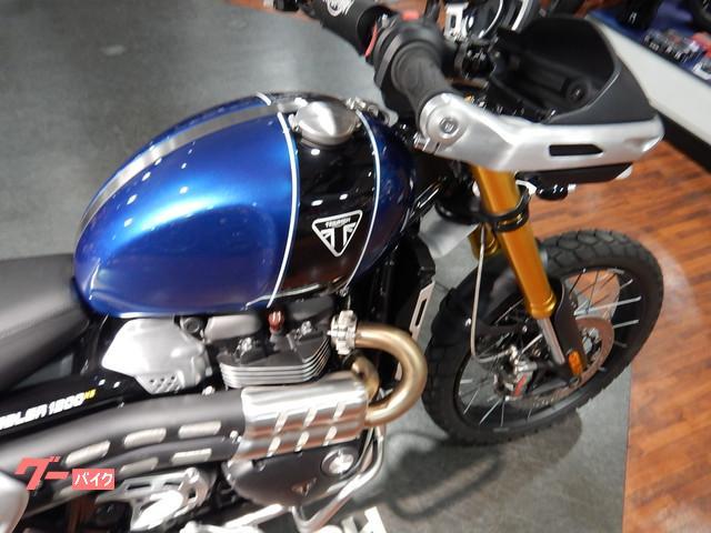 TRIUMPH スクランブラー1200XE エクストリームパックの画像(静岡県
